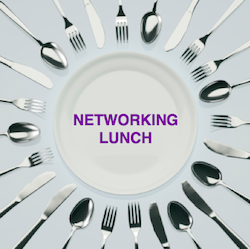 Networking-Lunch-Plates